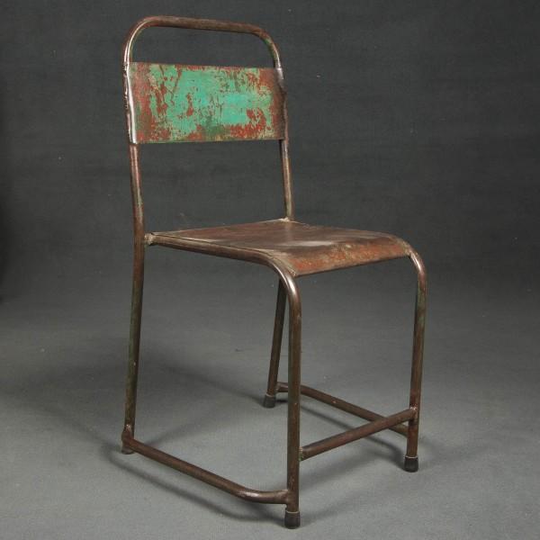 Sillas de comedor y sillas de hierro batavia for Sillas comedor antiguas
