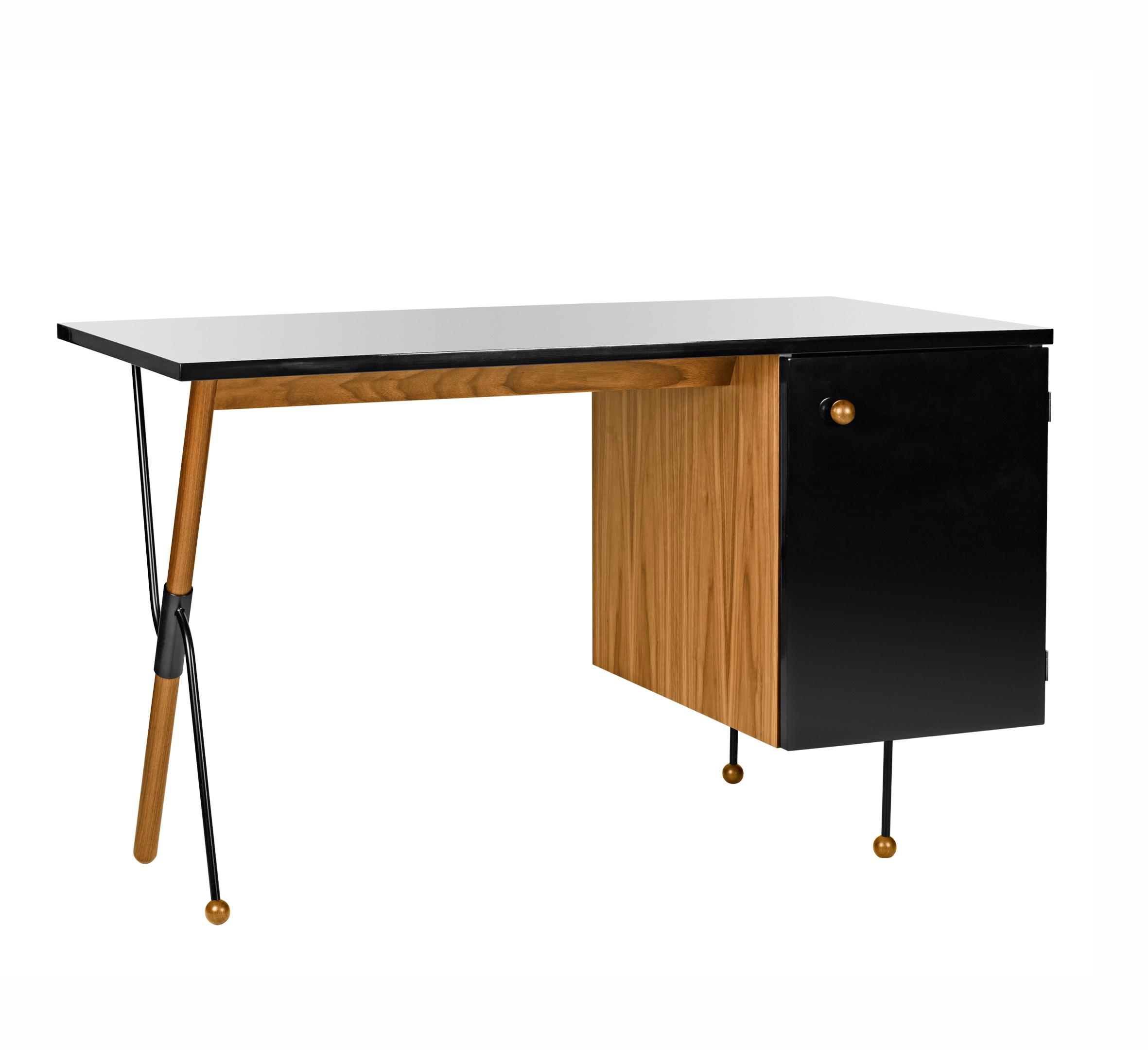 Escritorio combinado y escritorio grossman batavia for Muebles de oficina mesas