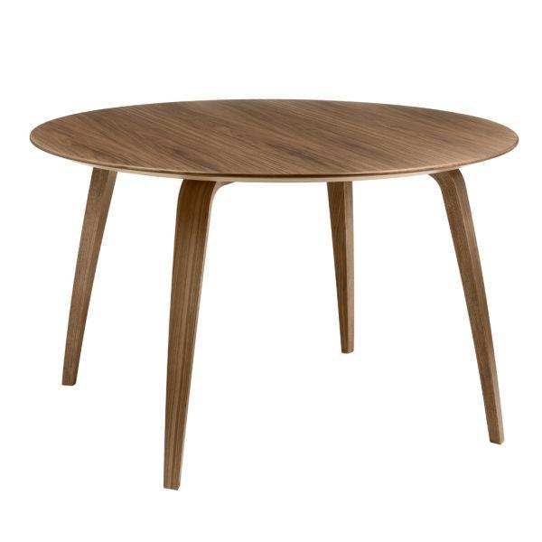Mesa de comedor y mesa de comedor redonda gubi batavia for Mesas ovaladas para comedor
