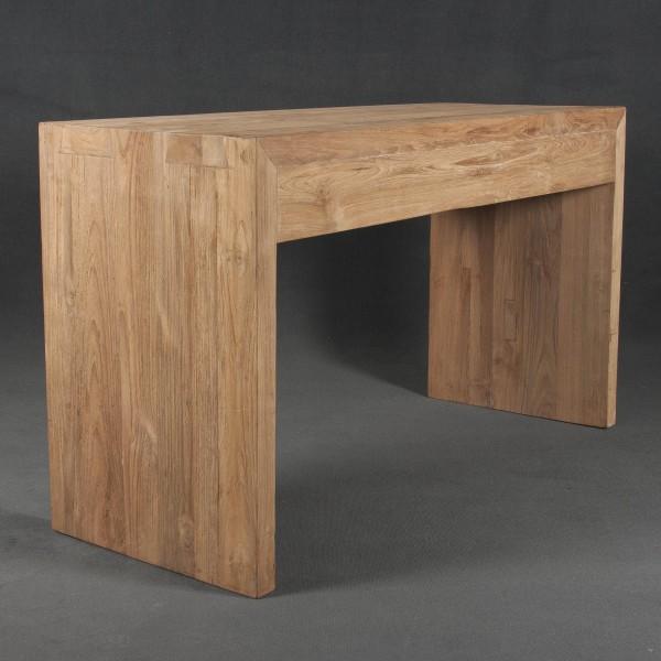 Escritorios sencillos escritorios de madera escritorios - Modelos de escritorios de madera ...