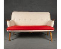 Sofá danés original retapizado