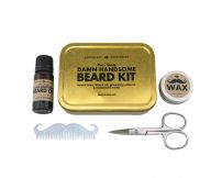 Kit de mantenimiendo para la barba