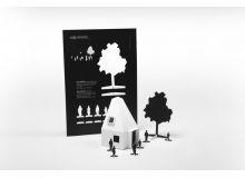 Maqueta de papel ARCHIPAPER