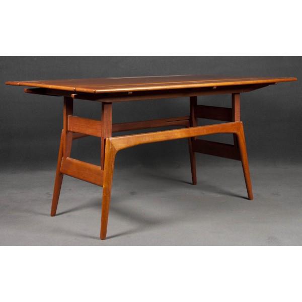 Mesa de centro y mesa danesa batavia - Mesa centro extensible ...