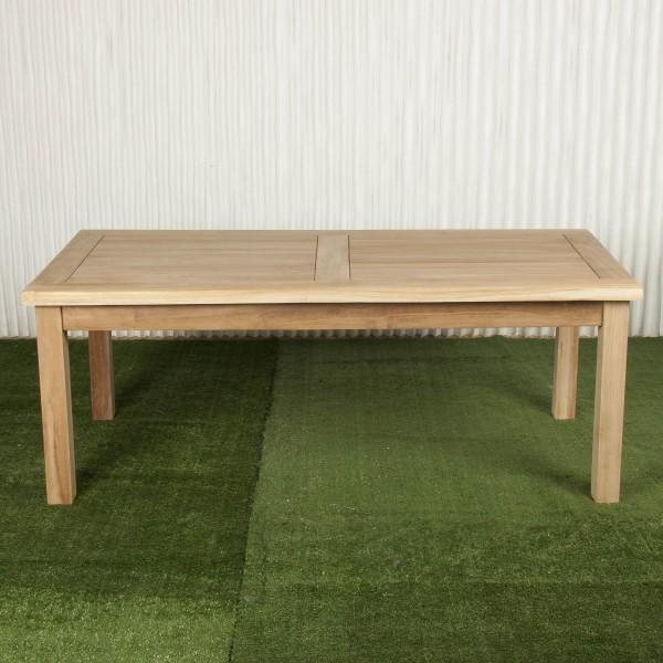 Mesa exterior y mesa de centro batavia for Mesa exterior