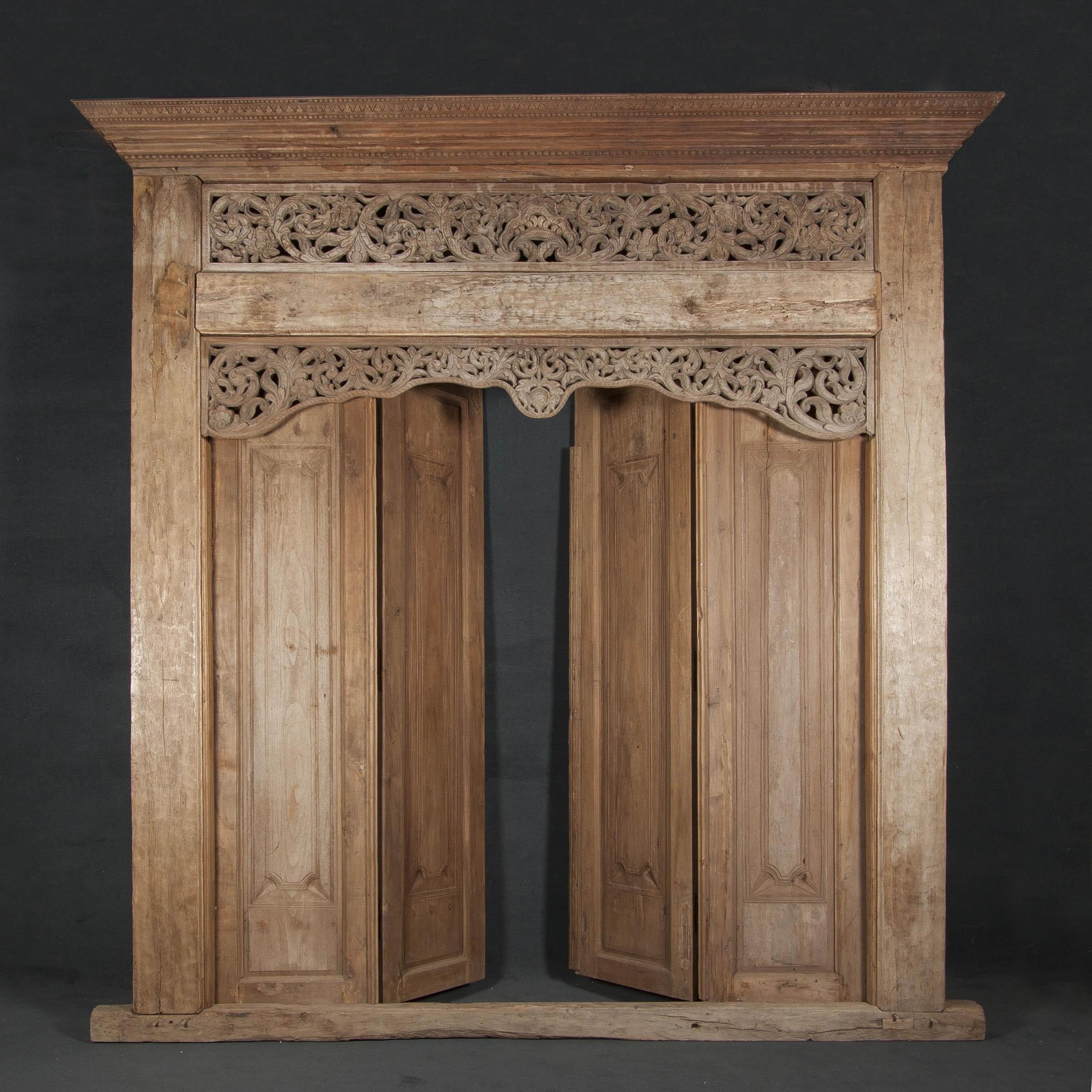 Puertas antiguas puertas antiguas ms heladera comercial - Puertas viejas de madera ...
