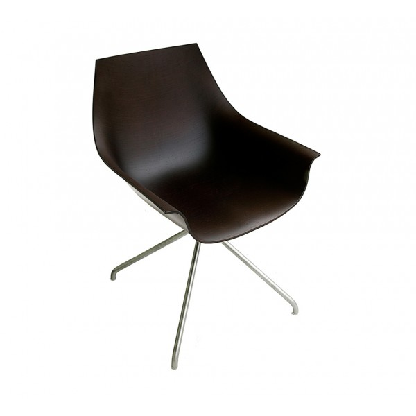Silla giratoria y silla cox batavia for Muebles de oficina roldan palma