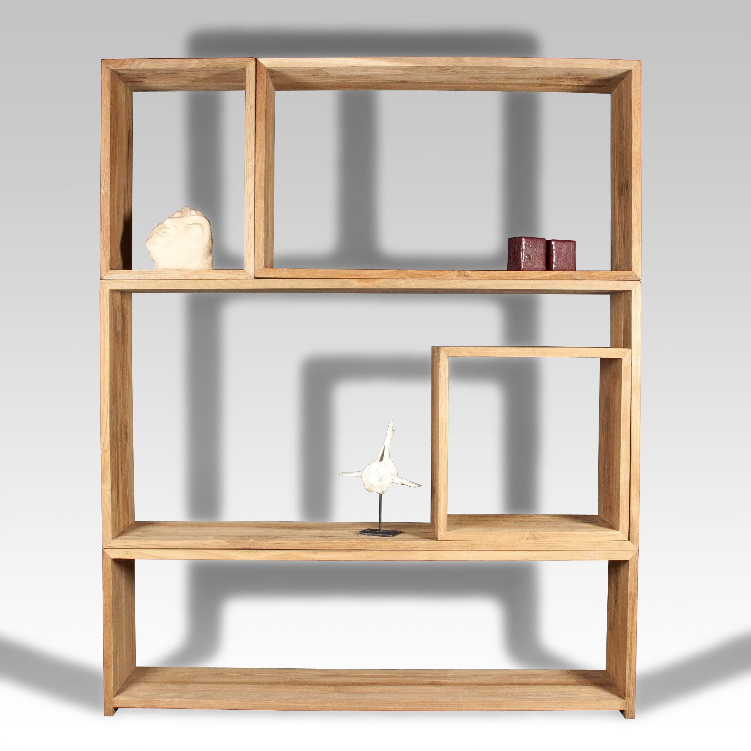 Ikea estanteria madera