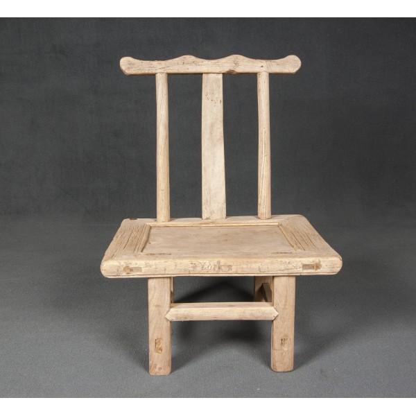 Silla de madera y silla antigua batavia for Sillas bajas