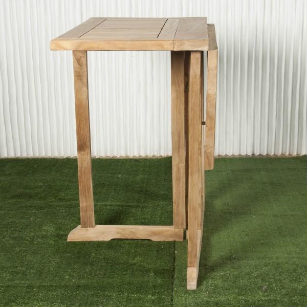 Mesa exterior y mesa plegable batavia - Mesa plegable alas ...