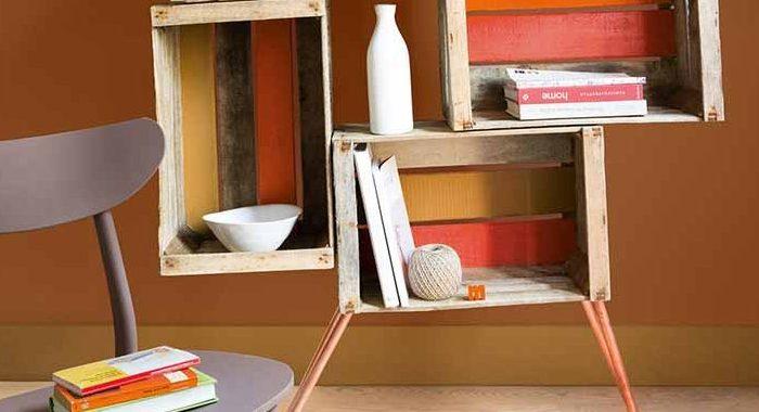 Cómo pintar muebles de madera