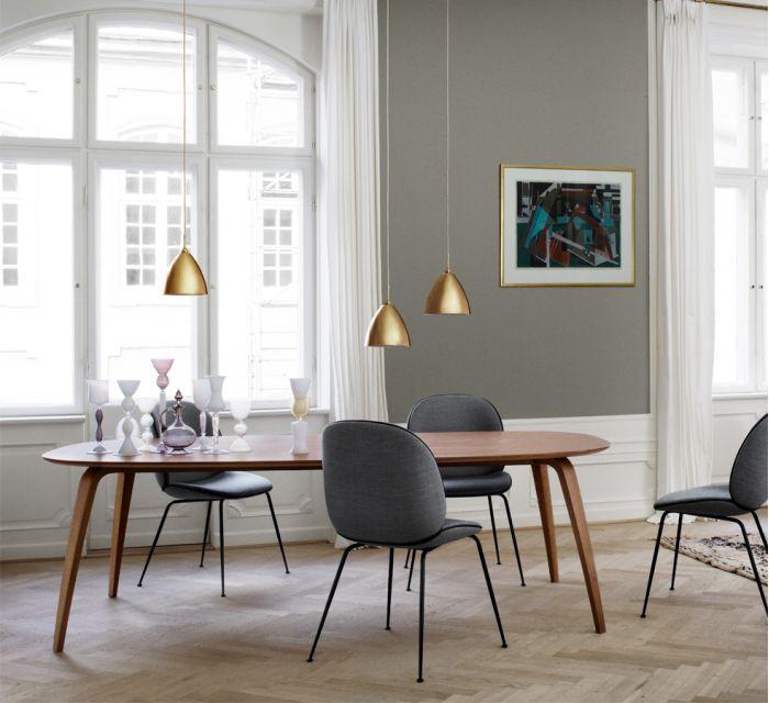Muebles dise o escandinavo idea creativa della casa e for Comedor escandinavo