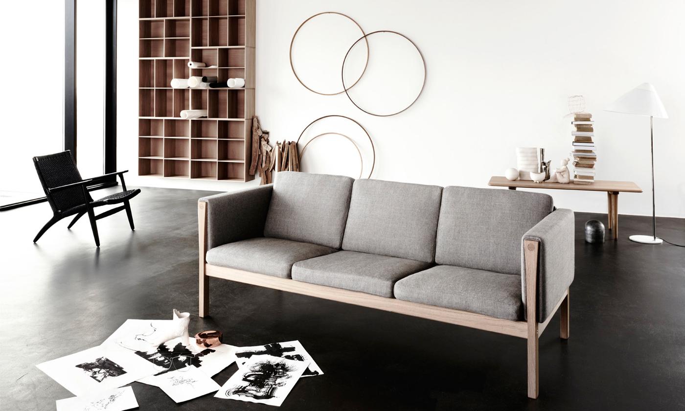 Estilo de los sofás de diseño nórdico - Blog de muebles y decoración