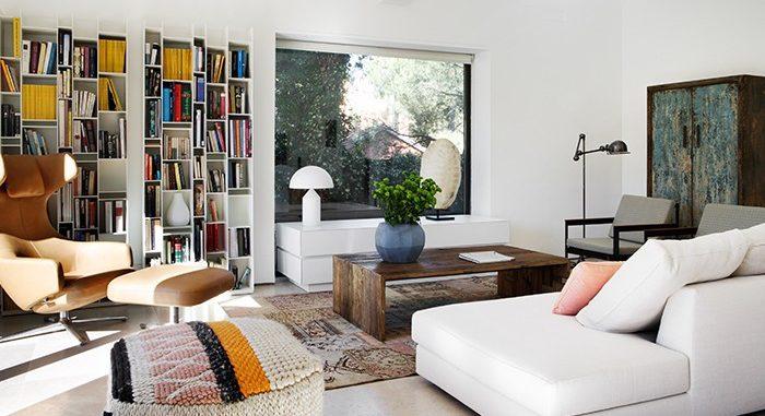 Tipos de decoración de interiores