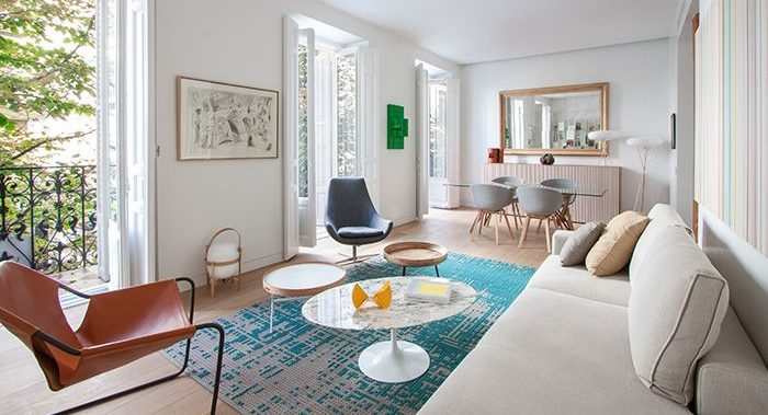 Mesas auxiliares para decorar los rincones de tu hogar for Blog decoracion hogar