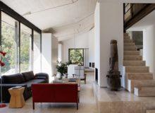 Decora tu salón con lámparas de pie modernas
