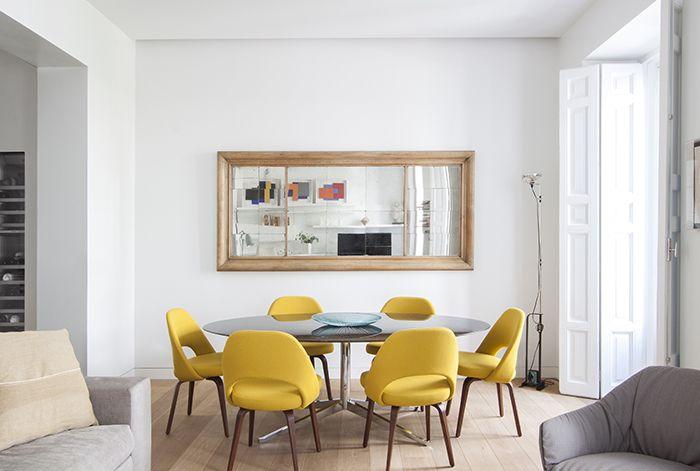 Mesas De Comedor Para Un Sal N Moderno Blog De Muebles Y
