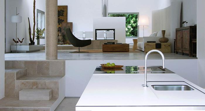 Tipos de muebles contempor neos de sal n o cocina blog - Muebles de salon contemporaneos ...