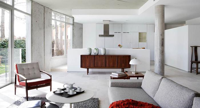 C mo decorar un loft grande o peque o blog de muebles y - Blog de decoracion de casas ...