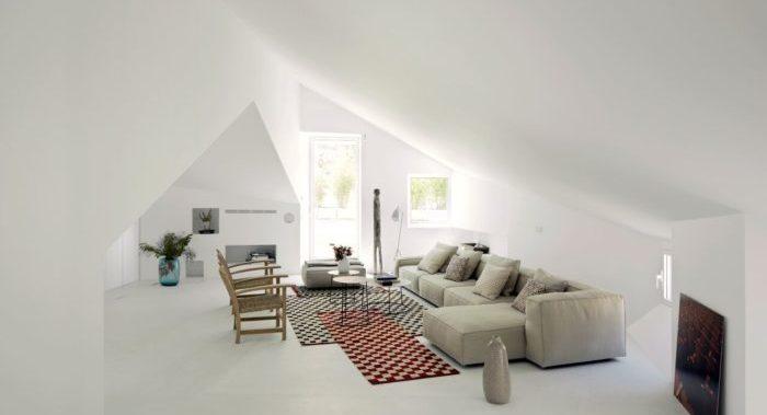 Ideas para decorar un ático con estilo