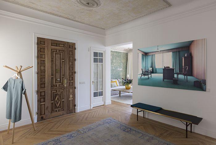 Recibidores modernos de diseño - Blog de muebles y decoración