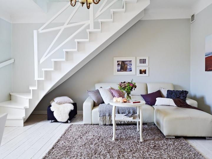 Decorar un d plex con encanto blog de muebles y decoraci n - Decorar duplex pequeno ...