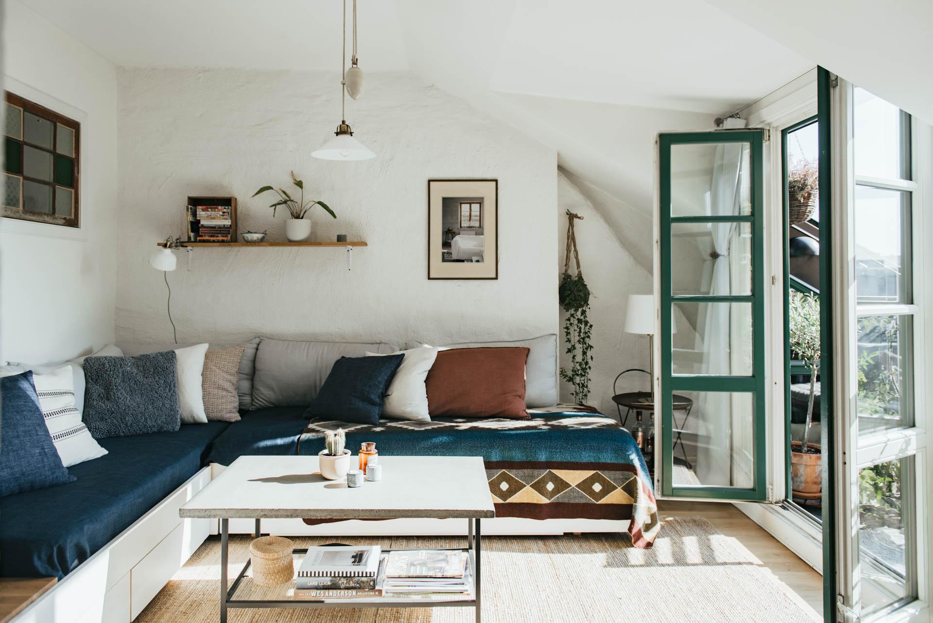 Claves para un estilo boho en decoraci n blog de muebles - Salon boho chic ...