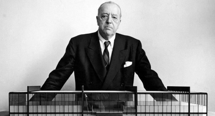 Mies van der Rohe: historia y obras
