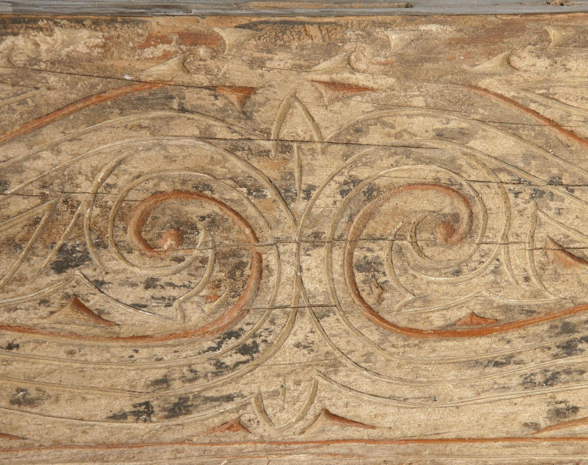 Panel de toraja horizontal