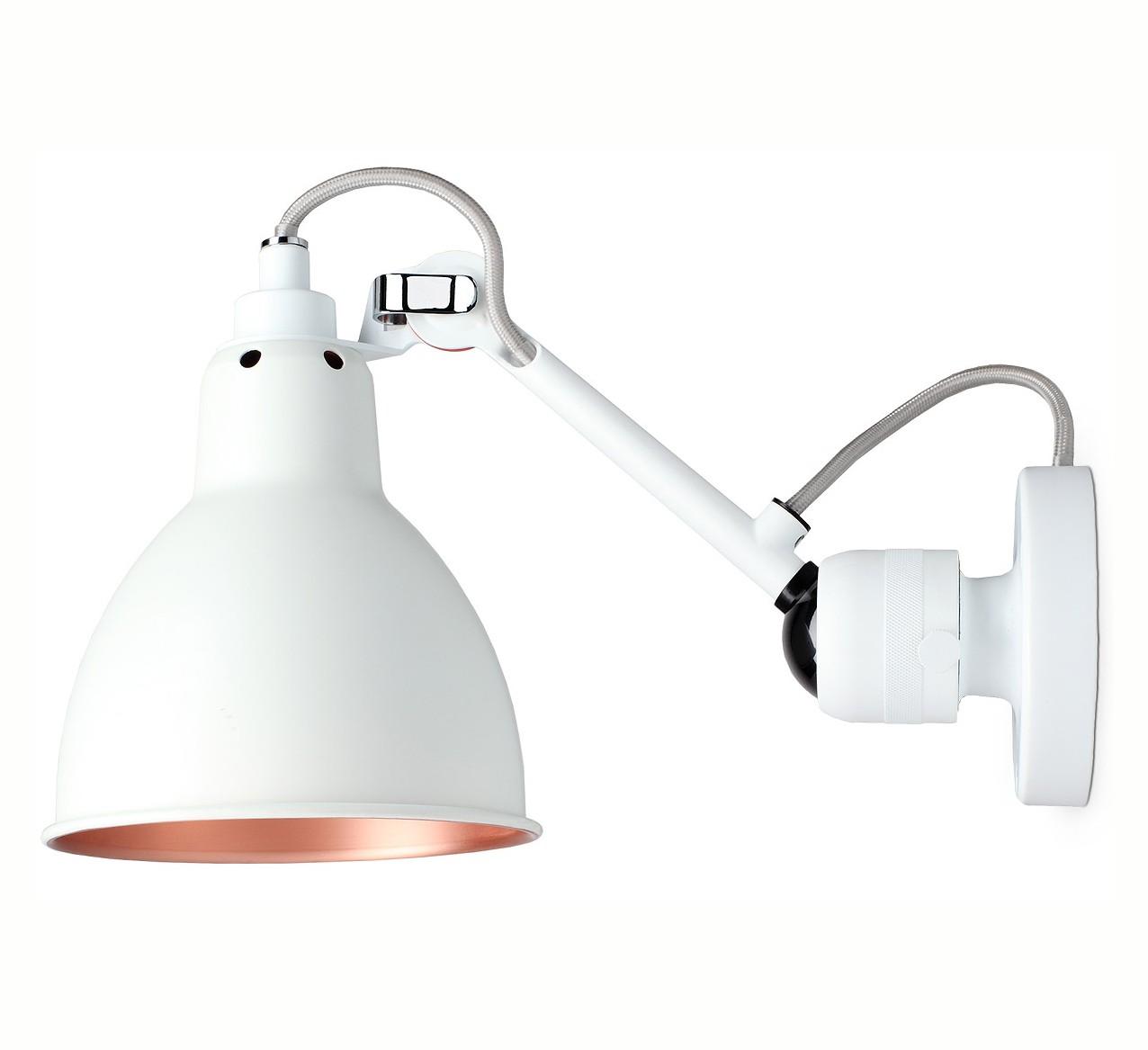 Aplique Lampe Gras nº 304 Round Shade