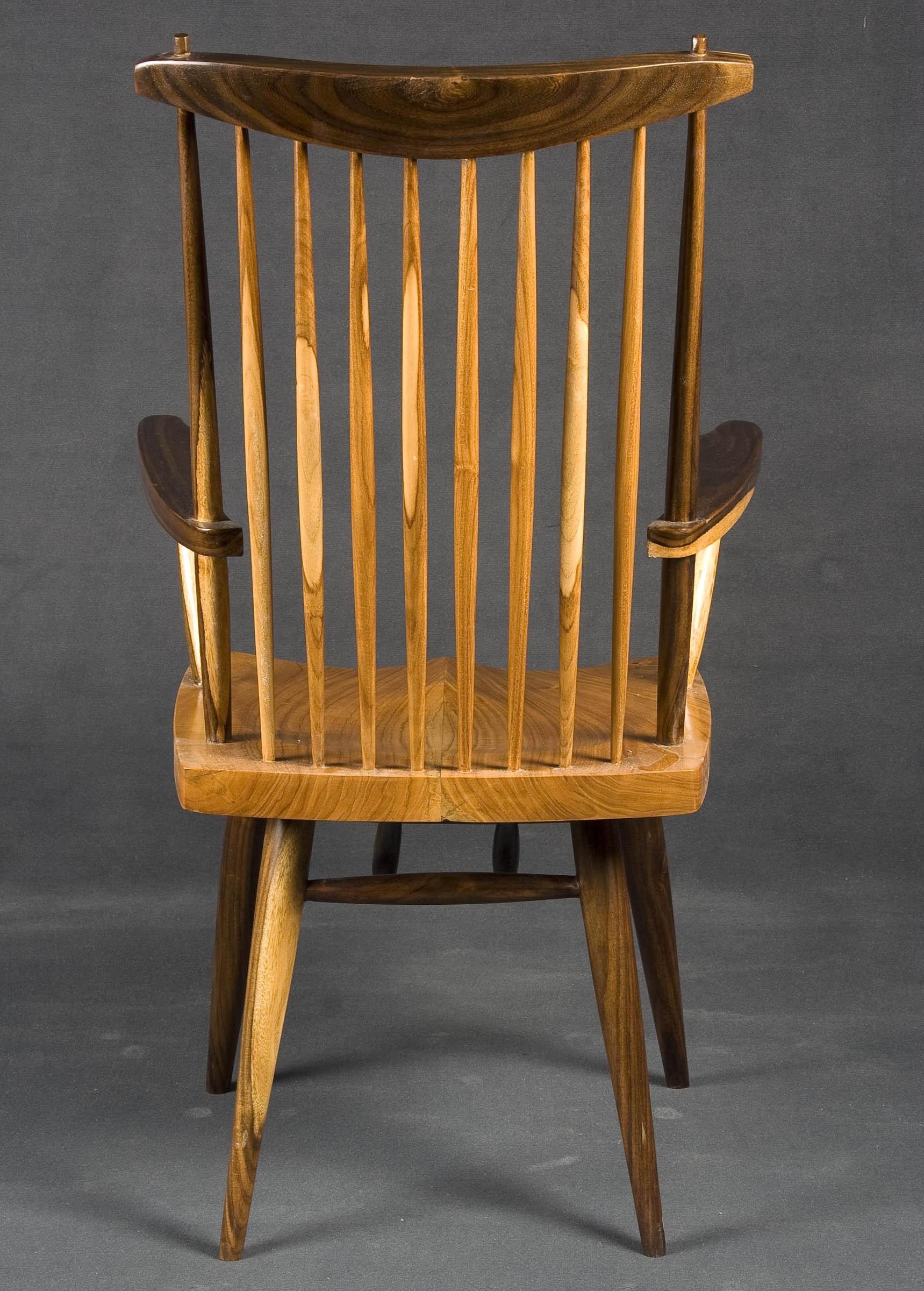 Pareja de sillas estilo Japo