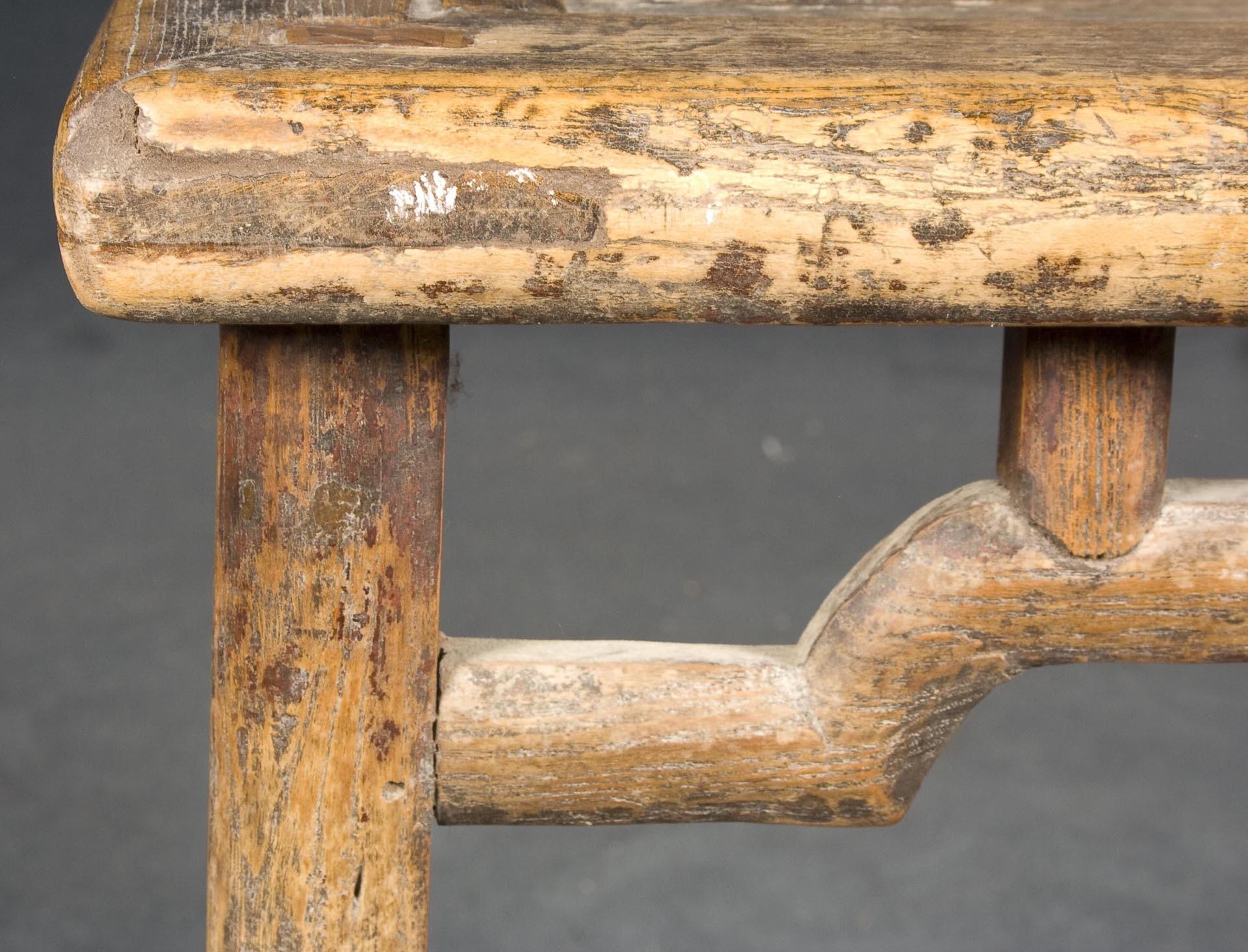 Silla china antigua