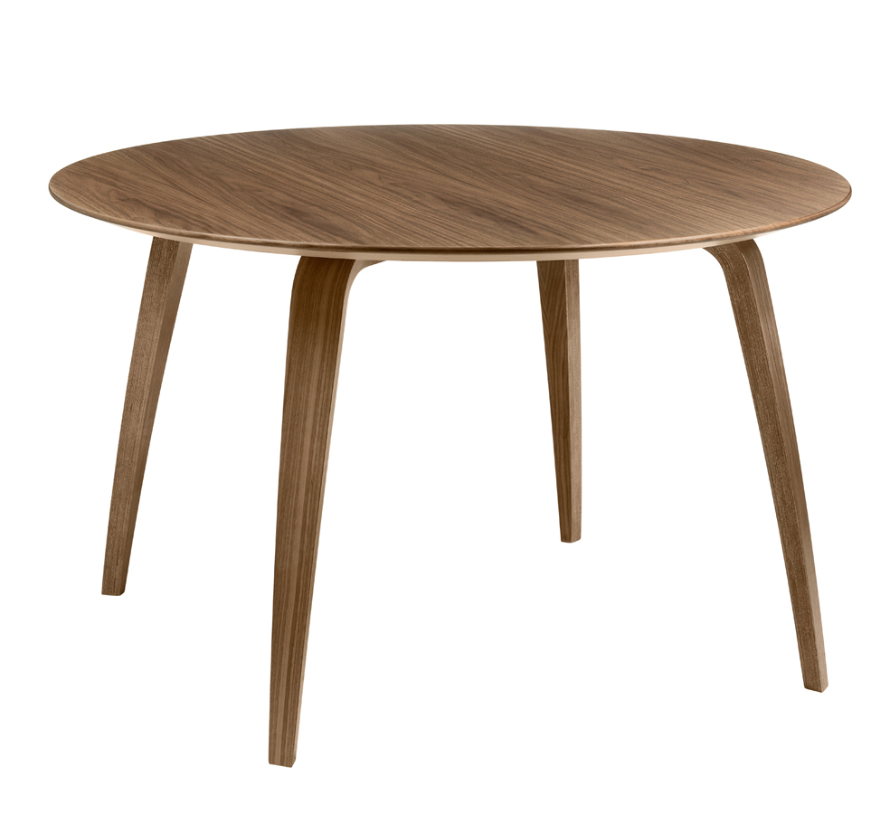 Mesa de comedor y mesa de comedor redonda gubi batavia for Muebles de comedor mesas