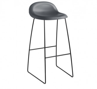 Taburete Bar Stool Sledge Base