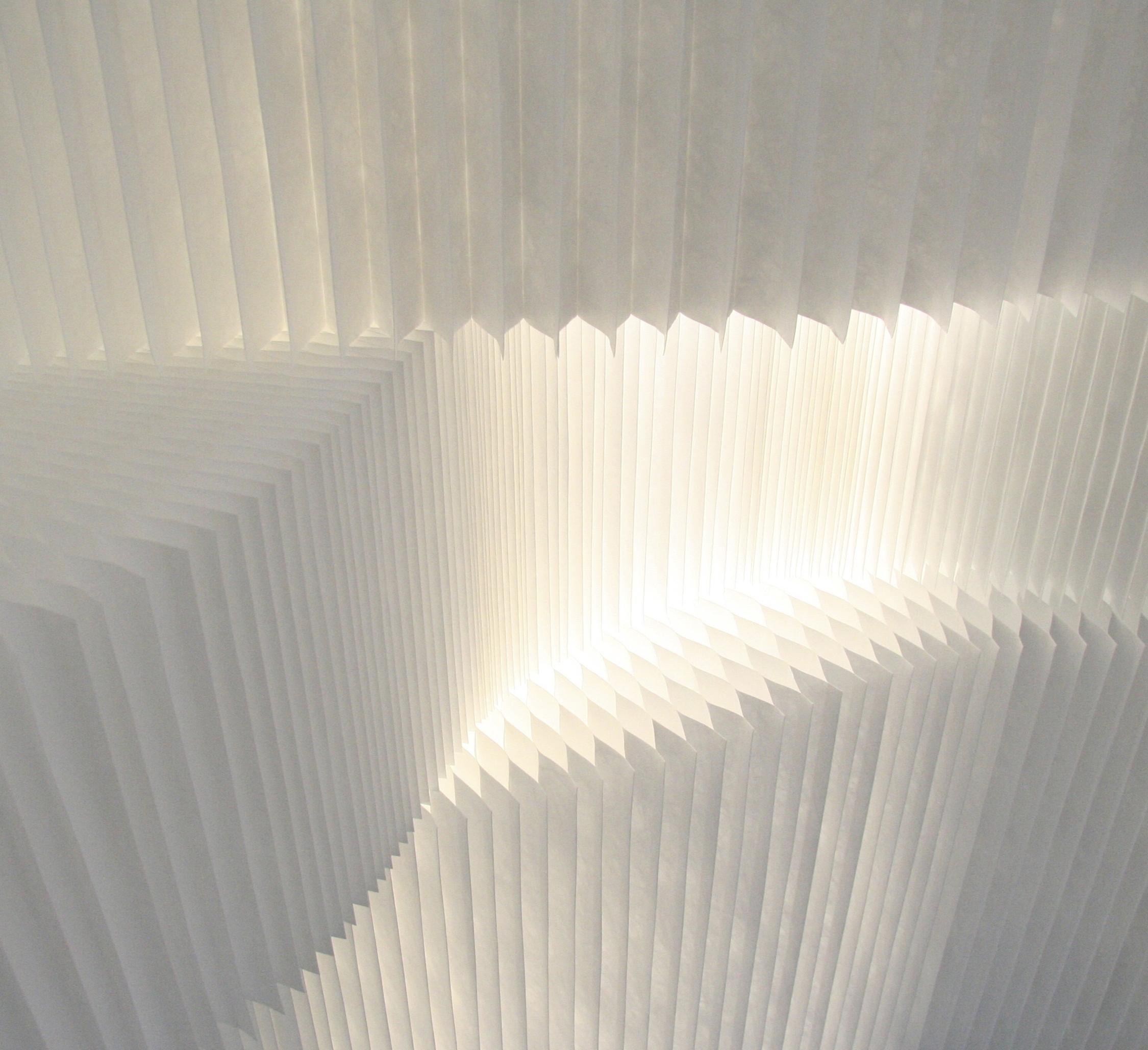 Biombo softblock textile blanco * molo design