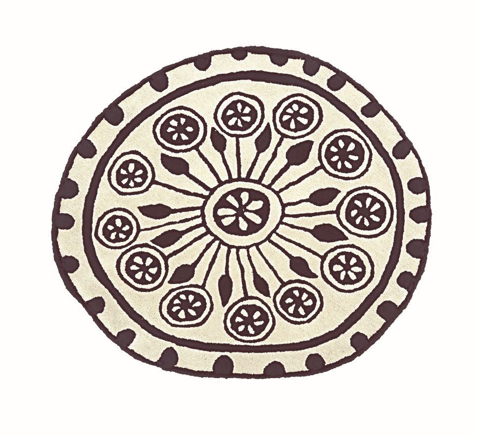 Alfombra Rangoli