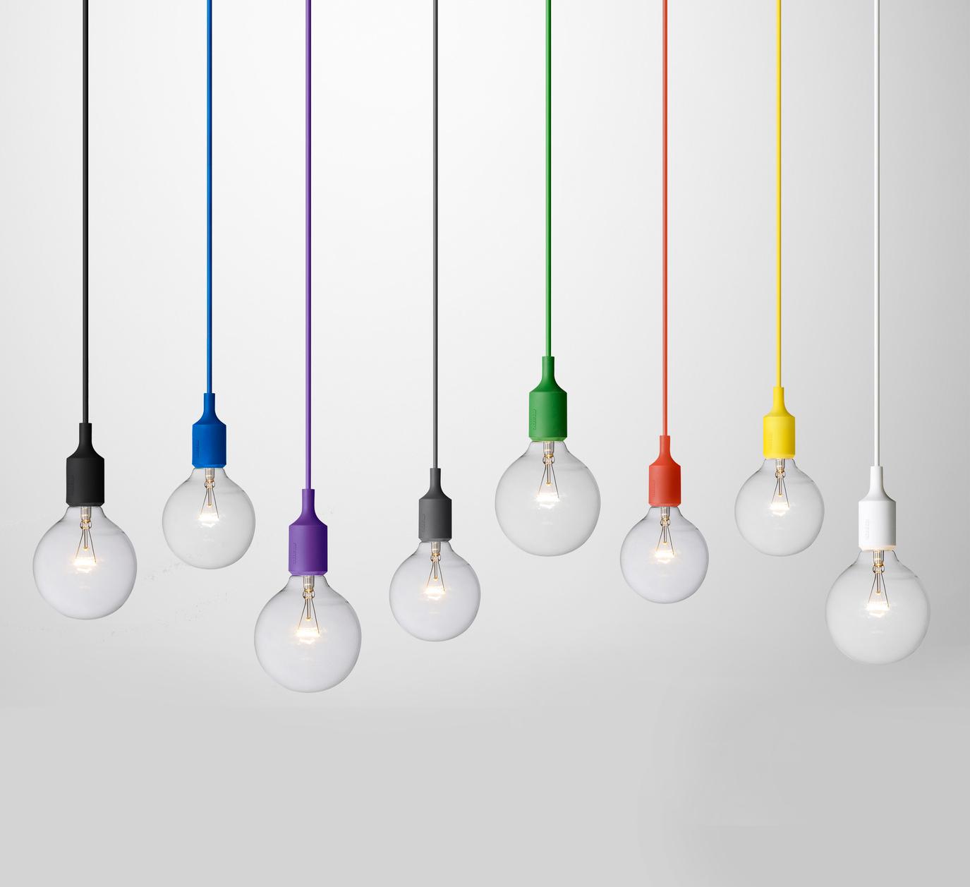 Lámpara de techo E27