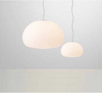Lámpara de techo Fluid - Opal White