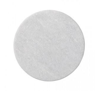 Bandeja redonda de marmol