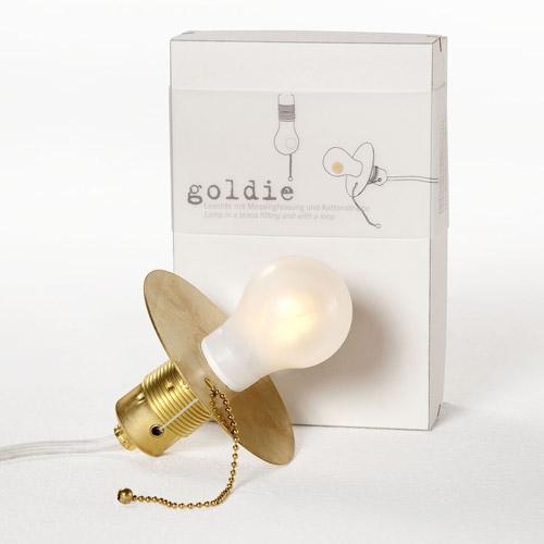 Lámpara de techo Goldie