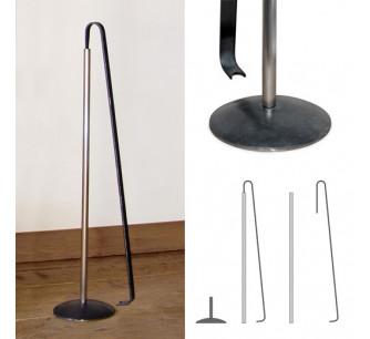 Set herramientas para la chimenea