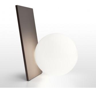 Lámpara de mesa Extra T bronce