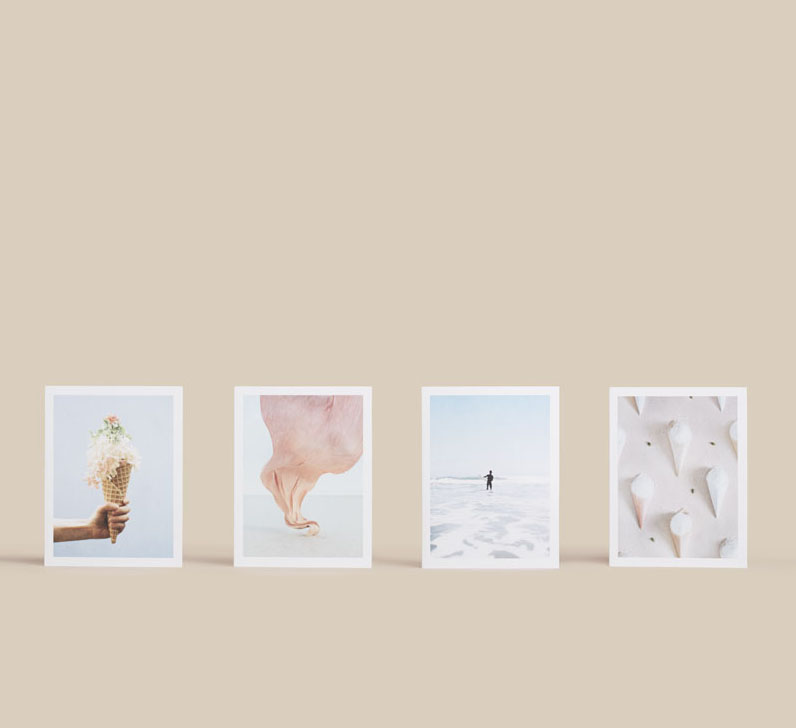 Kinfolk: Set de 12 postales