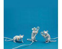 Lámpara de Resina Mouse