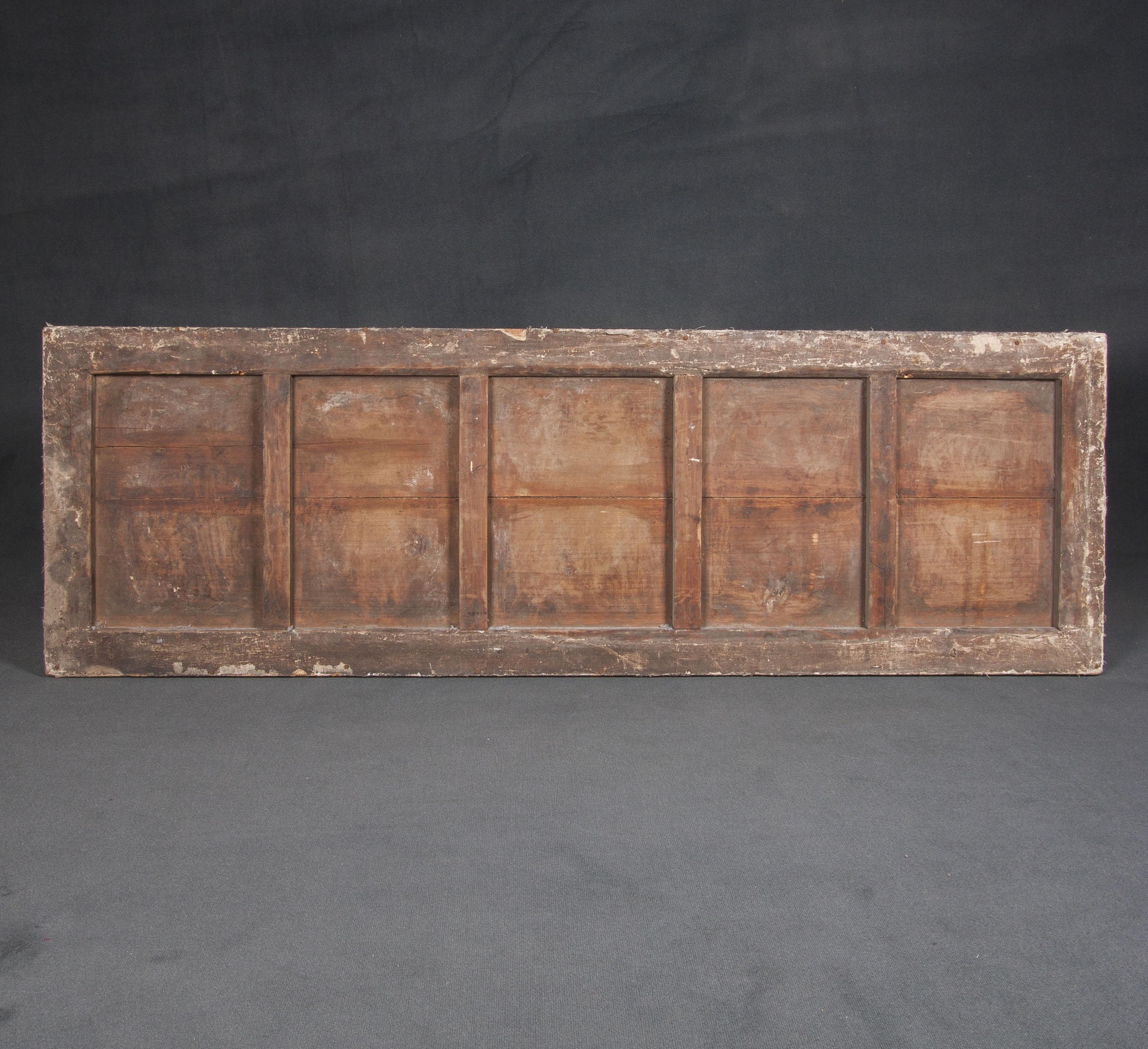 Panel chino antiguo