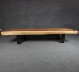 Mesa de centro madera de tamarindo