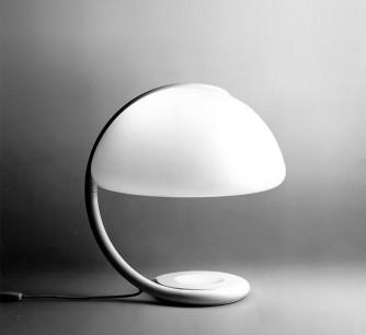 Lámpara de mesa Serpente