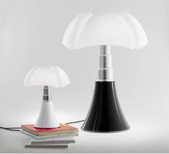 Lámpara de mesa Minipipistrello White