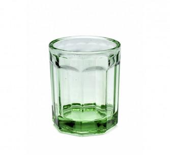 Vaso M verde transparente * Serax