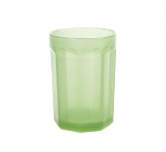Vaso L verde jade